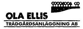 Ola Ellis Trädgårdsanläggningar